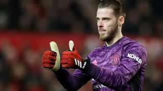 Manchester United's David de Gea has been in the spotlight over the last few weeks. Picture: Carl Recine/Reuters