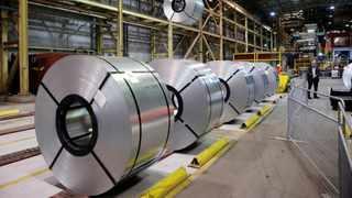 ArcelorMittal South Africa (Amsa) said in its 2020 integrated annual report that it was committed to addressing the country's steel shortages. Photo: File