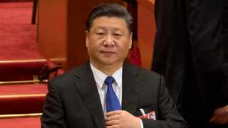 Chinese President Xi Jinping Picture: AP Photo/Mark Schiefelbein