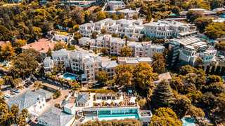 Four Seasons Hotel The Westcliff. Picture: Supplied