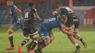 Bulls captain Duane Vermeulen put in a few tasty tackles against the Sharks last week. The Stormers can expect more of the same this weekend. Picture: Christiaan Kotze/BackpagePix