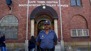 New head of Visible Police operational support head at the Cape Town Central police station, Lieutenant-Colonel Kevin Stephen. Picture: Brendan Magaar African News Agency (ANA)