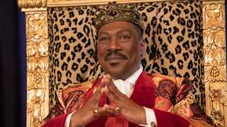 Eddie Murphy as King Akeem in 'Coming 2 America'. Picture: Amazon Studios