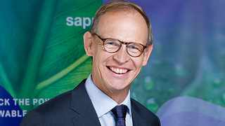 Sappi has appointed Marco Eikelenboom as CEO of Sappi Europe effective 1 April 2021. Photo: Supplied