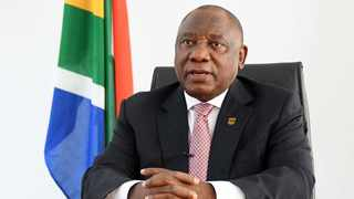 President Cyril Ramaphosa delivering his speech celebrating the Day of Reconciliation. ELmond Jiyane, GCIS