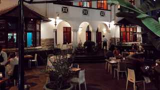 Award-winning restaurant La Mouette is looking for a new owner. Picture: Supplied