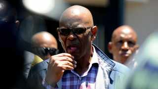 ANC SG Ace Magashule. Picture: Ayanda Ndamane African News Agency ANA