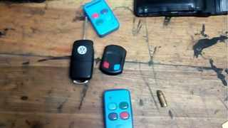 Car remote signal jamming and theft out of motor vehicles are a concern for the Umbilo Community Policing Forum. File picture