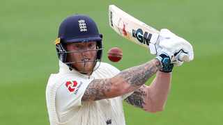 England's Ben Stokes scored a century and half-century in the second Test against the West Indies. Picture: Michael Steele/Pool via AP