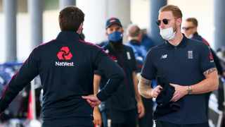 England all-rounder Ben Stokes arrived in Cape Town on Tuesday with his teammates for the limited-overs series against the Proteas. Picture: Leon Lestrade/African News Agency (ANA)
