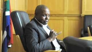Western Cape Judge President John Hlophe's conduct will be examined by a tribunal of his peers today, 12 years after he was accused of trying to influence two Constitutional Court justices to rule in favour of Jacob Zuma in the 2008 arms deal saga. Picture: Ayanda Ndamane/African News Agency (ANA)