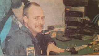 Police officer Leslie Cilliers was killed when responding to a robbery in 2003.
