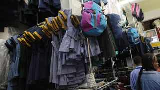 The Competition Commission has urged parents to be cautious of suppliers who are hiking the prices of school essentials. Picture: Nhlanhla Phillips/African News Agency/ANA