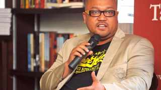 Eusebius McKaiser says he has zero regrets about shutting down, as moderator, the racial hatred expressed by a member of the audience at the 2015 Ruth First Memorial Lecture that was held at Wits Great Hall earlier this week. File picture: David Ritchie