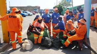 According to a senior official in the provincial Department of Transport and Public Works, 11 314 EPWP jobs were created. Picture: Nqobile Mbonambi/African News Agency(ANA)