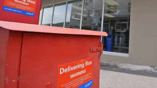 The SA Post Office's casual workers have been on strike for two weeks demanding permanent positions. File photo: David Ritchie