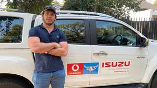 Former Sharks loose forward Marcell Coetzee is happy to have joined the Bulls from Irish side Ulster. Photo: @marcell_coetzee/Twitter