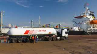 An Afrox tanker. File picture: Supplied