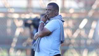 Swallows FC coach Brandon Truter is well aware of the pressure that comes with coaching in the Premiership, but concedes that he has enjoyed the thrills and spills that have come with competing with the big boys. Photo: Samuel Shivambu/BackpagePix