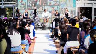 The Beauty With Purpose Showcase. Picture: Unilever.