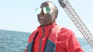 Lungi Mchunu is to become the first African woman to sail to the North Pole.