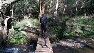 Clinton Moodley goes in search of an iconic waterfall at Giba Gorge in KwaZulu-Natal. Picture: Clinton Moodley.