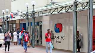 Capitec, African Bank, Nedbank and First National Bank have the most loyal customers, according to the 2020 South African Customer Satisfaction Index for Banking. Picture: Lubabalo Poswa/African News Agency (ANA)