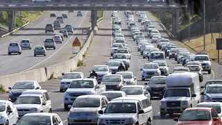 Road infrastructure development can benefit from machine learning to reduce congestion and improve road safety, according to SA National Roads Agency (Sanral). Picture: David Ritchie