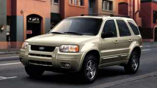 Probe covers Ford Escape SUVs from 2001-2004, such as this 2003 model, as well as Mazda Tribute clones.