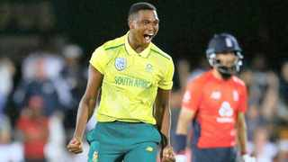 When Lungi Ngidi said that he wanted the Proteas to show support for the Black Lives Matter movement in June, it set off a bomb in South African cricket. Picture: Rogan Ward/Reuters