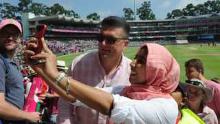 Graeme Smith says Cricket South Africa is delighted to be able to tour Pakistan. Picture: Karen Sandison/African News Agency (ANA)