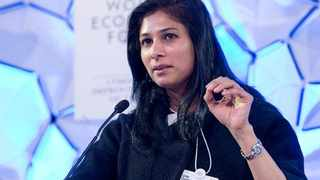 INTERNATIONAL Monetary Fund chief economist Gita Gopinath. Supplied