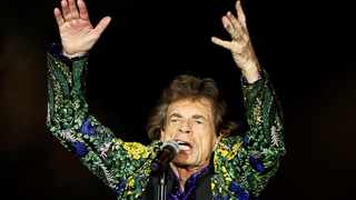 Mick Jagger released a surprise new track on Tuesday, 'Eazy Sleazy', which celebrates the end of lockdown in England. Picture: Mario Anzuoni/Reuters