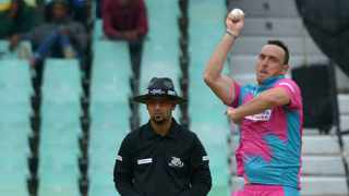 New Titans man Kyle Abbott hasn't played for nearly 12 months. Picture: Samuel Shivambu/BackpagePix