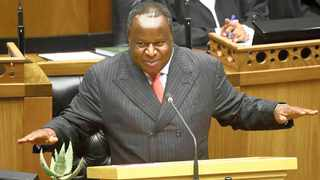 Minister of Finance Tito Mboweni. Photograph; Phando Jikelo/African News Agency(ANA)