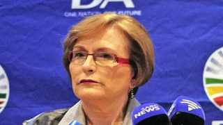 Former Western Cape premier Helen Zille. Picture: Supplied
