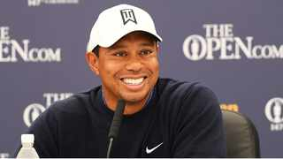 Tiger Woods's place in sports history will be discussed for generations. But the enormous outpouring of empathy after his crash may be the most remarkable commentary on a person who has been so many things, driven himself so hard and survived so much, says the writer. Picture: theopen.com