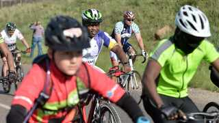 A past Tshwane Cycle event. There are calls to make the city cycle safe. Picture: Oupa Mokoena/African News Agency (ANA)