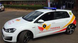 The Hawks. Picture: SAPS