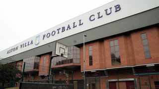 Aston Villa face a Premier League fixture headache after Sunday's game with Everton was postponed because several of their players are still self-isolating after a coronavirus outbreak in the camp. Photo: AFP