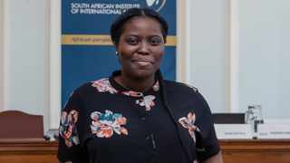 YouthX Social Good and Sustainability changemaker Candice Chirwa said entrepreneurs should announce their plans once they had ticked all the boxes for starting a business, secured their intellectual property and were ready to get their business off the ground. Photo: LinkedIn
