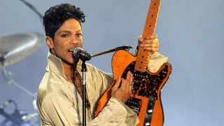 Prince performs at the Hop Farm Festival near Paddock Wood, southern England July 3, 2011. Picture: REUTERS/Olivia Harris