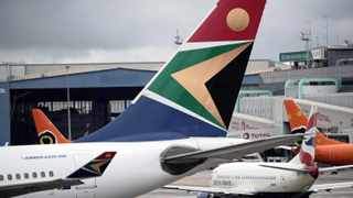 Workers at South African Airways (SAA) downed tools on Friday to demand higher wages and protest planned job cuts in a strike that has forced the troubled state-owned carrier to cancel all flights and left its future hanging in the balance. Picture: Reuters/Mike Hutchings