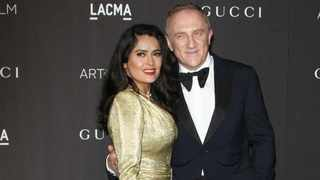 Salma Hayek is 'offended' by assumptions she married François-Henri Pinault for money. Picture: Bang Showbiz