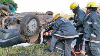 Thirty-three people died on deadly crashes that happened on Ekurhuleni roads in the period between December 1 and January 22. Picture: Rescue Care