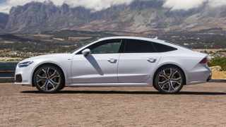 The Audi A7 Sportback will make you look and feel like a lottery winner.