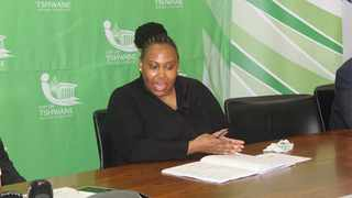 Acting city manager Mmaseabata Mutlaneng. Picture: Supplied