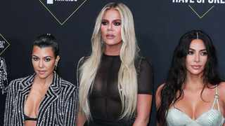 Kim previously admitted she was 'officially sobbing' as 'Keeping Up With The Kardashians' wrapped. Picture: Bang Showbiz
