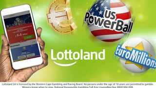 Will you tell your family or friends if you win billions with Lottoland SA?