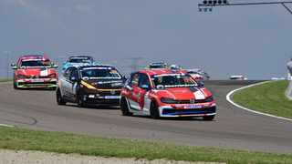 Local racing fans will once again be able to follow the action from the Oettinger Polo Cup, which resumes at The Zwartkops Raceway on August 7. Photo: Supplied